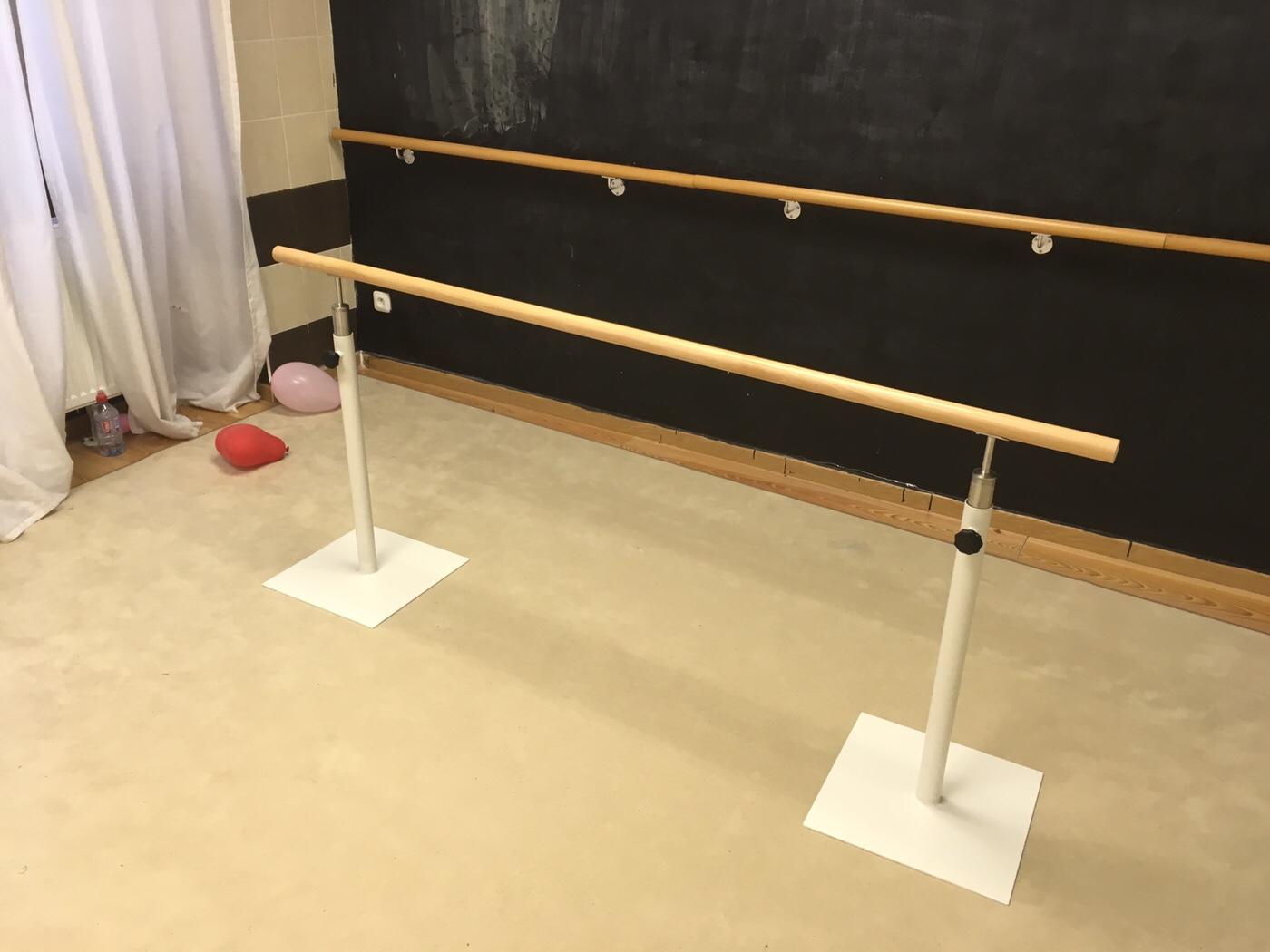 Baletní tyč