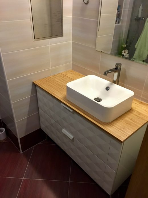 Koupelnový nábytek IKEA